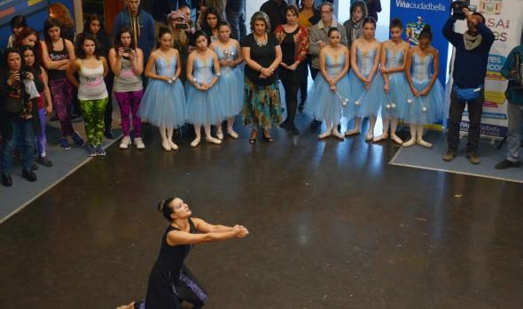 Municipalidad de Viña del Mar invita a celebrar el Día Internacional de la Danza