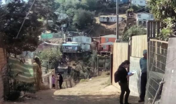 Municipio de  Viña del Mar completó censo en la comuna de domicilios pre encuestados  por el INE