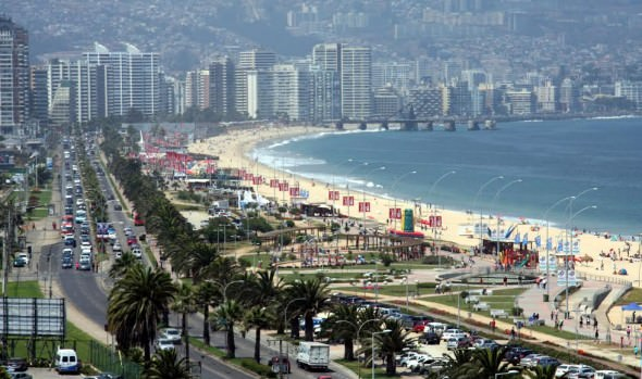 Alcaldesa Virginia Reginato valoró  que Viña del Mar sea el destino turístico más buscado por los chilenos para visitar este fin de semana
