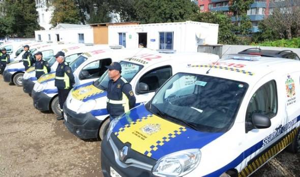 Seguridad Ciudadana de la Municipalidad de Viña del Mar  ha recuperado 16 vehículos con encargo por robo