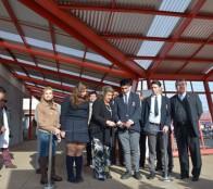 Remozadas instalaciones y nuevo equipamiento de Liceo Industrial de Miraflores inauguró alcaldesa Virginia Reginato