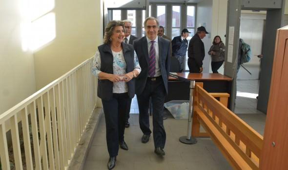 Querella en contra de responsables de tiroteo en centro de Viña del Mar , presentó alcaldesa Virginia Reginato