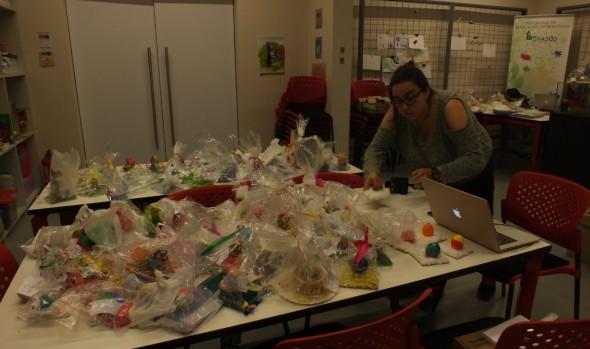 Éxito de convocatoria tuvo Concurso de Decoración de Huevos de Pascua, organizado por el  Municipio de Viña del Mar