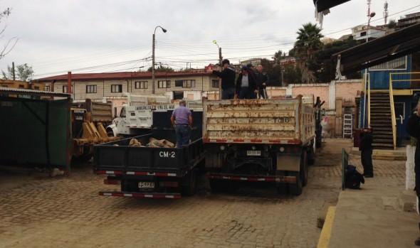 Municipio de Viña del Mar adopta medidas de contingencia por llegada de intenso sistema frontal