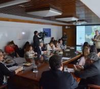 Plan integral de gestión para población Vergara presentó alcaldesa Virginia Reginato