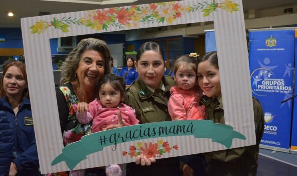 Municipalidad de Viña del Mar celebrará con actividades gratuitas mes de la Madre