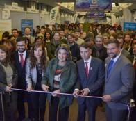 Gran afluencia de público registra Feria laboral que ofrece más de 1800 vacantes hasta este jueves, y que  inauguró alcaldesa Virginia Reginato
