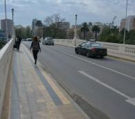 Municipio de Viña del Mar inició  proceso para renovar aceras en puentes y calles del centro histórico
