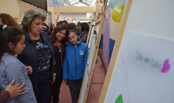 Con intervenciones y talleres establecimientos educacionales municipales de Viña del Mar fomentan el buen trato entre los escolares