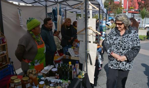 Municipio de Viña del Mar apoya a emprendedores locales con realización de ferias temáticas