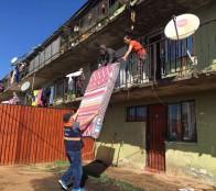 Municipio de Viña del Mar brindó ayuda inmediata a afectados por incendio en Miraflores Alto