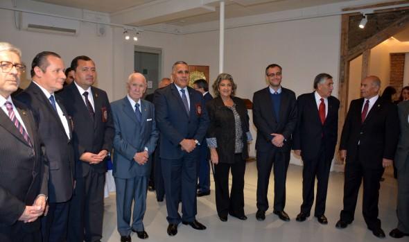 PDI y alcaldesa Virginia Reginato destacan trayectoria de funcionarios en retiro de Viña del Mar