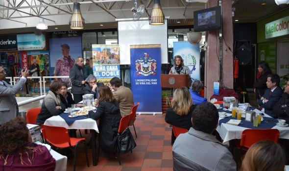 Comercio y Municipalidad de Viña del Mar impulsa ventas en época invernal con atractivo concurso