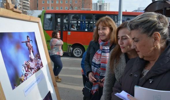 Con muestra informativa Municipalidad de Viña del Mar adhirió a la conmemoración del día Mundial contra el trabajo infantil