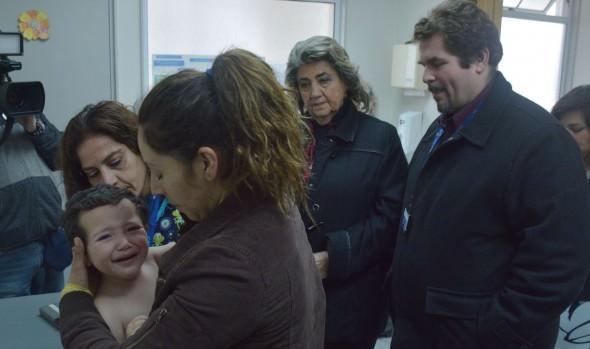 Municipio de Viña del Mar refuerza medidas en centros de salud comunales para atender enfermedades invernales