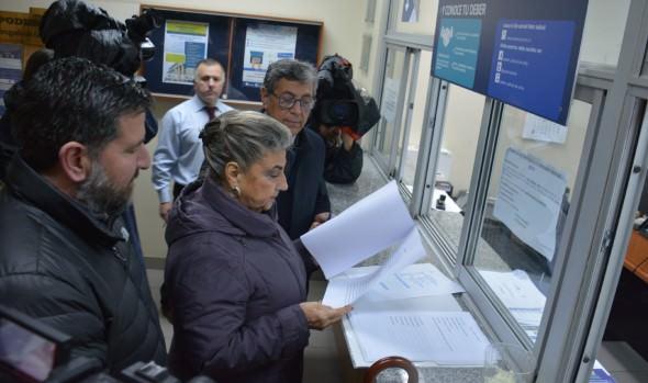 Querella criminal por incidentes en calle Valparaíso con Quinta presentó alcaldesa Virginia Reginato