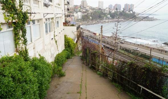 Municipio de Viña del Mar impulsa mejoramiento de  dos miradores y circuito peatonal de Recreo