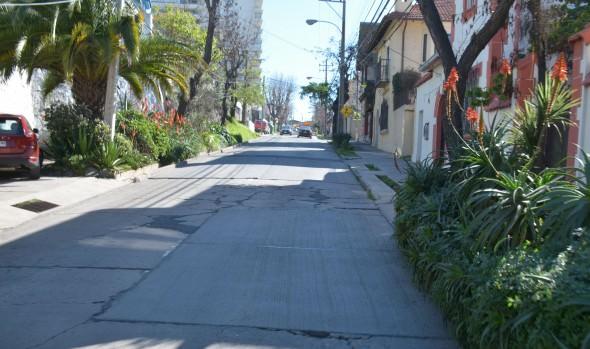 Su satisfacción por los recursos para reponer  vía estructurante de Recreo expresó alcaldesa Virginia Reginato   Su satisfacción por la asignación del financiamiento de la vía estructurante de Recreo por $2.501.224 millones