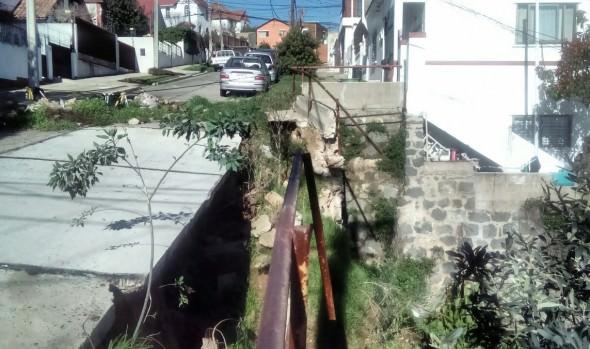 Municipio de Viña del Mar aprueba adjudicación para reposición de muro de contención en  socavón de Recreo