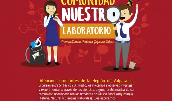 Municipalidad de Viña del Mar invita a participar en Concurso de Investigación Escolar