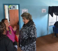 Municipio de Viña del Mar realizó nuevo  operativo social en Nueva Aurora