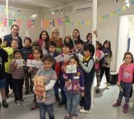 Con lleno total se desarrollan talleres de Vacaciones de Invierno del Programa PASOS en Viña del Mar