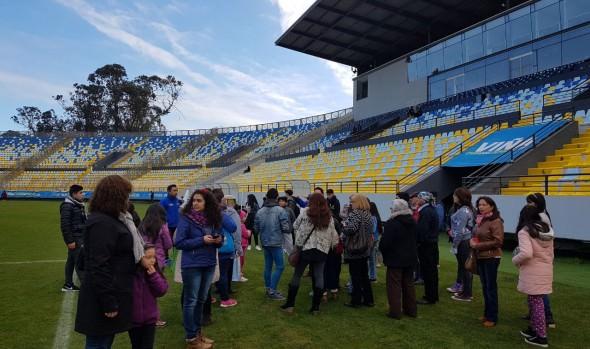 Más de 500 personas han participado del Tour en vacaciones organizado por la Municipalidad de Viña del Mar