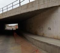 Municipio de Viña del Mar continúa  ejecución de circuito peatonal en paso bajo nivel de Jardín del Mar