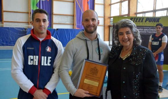 Viña del Mar es sede de campeonato Latinoamericano de pesa rusa