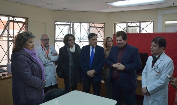 Alianza municipal con hospital Fricke para agilizar atención de pacientes, destacó alcaldesa Virginia Reginato