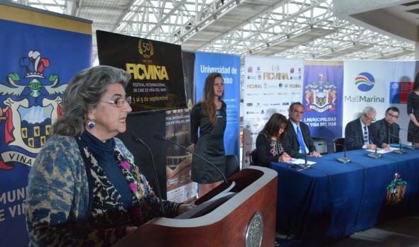 Con más de 100 películas y atractivo programa, Festival Internacional de Cine de Viña del Mar celebrará sus 50 años