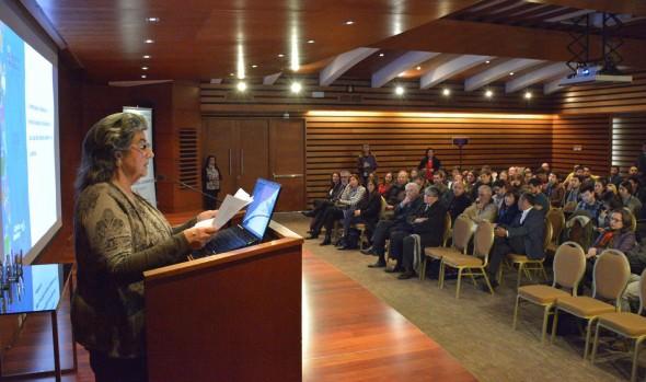 XX Curso Internacional de cardiología  en Viña del Mar inauguró  alcaldesa Virginia Reginato