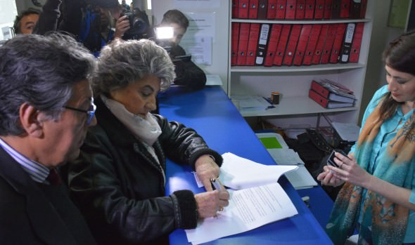 Alcaldesa Virginia Reginato interpuso acción penal contra funcionario que agredió a su pareja