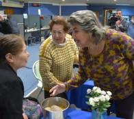"""Al 4º Concurso gastronómico """"Secretos de Cocina"""" invitó a participar alcaldesa Virginia Reginato"""