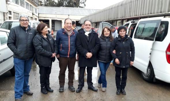 Departamento de Tránsito de municipio de Viña del Mar dará apoyo profesional y técnico a comuna Alto Bío-Bío