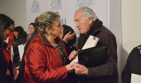 130 familias viñamarinas recibieron subsidio habitacional de clase media y emergente