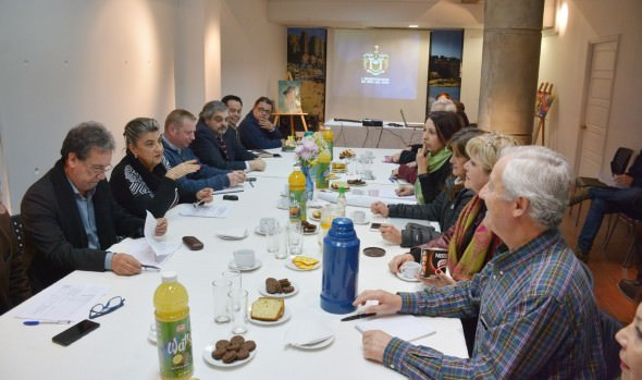 Municipio de Viña del Mar fortalece coordinación con los vecinos de  Reñaca