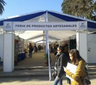 Municipio viñamarino invita a disfrutar de feria de productos artesanales