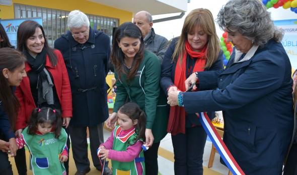 Comunidad de Miraflores Alto cuenta con nuevo y moderno jardín infantil