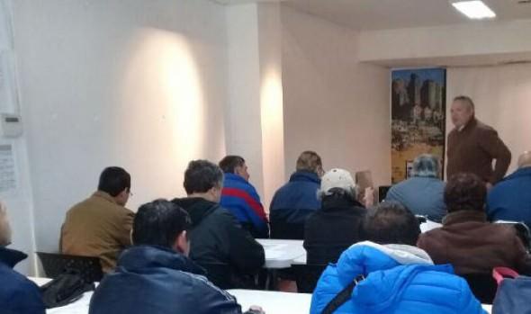 Municipio de Viña del Mar gestiona capacitación de conserjes de Reñaca