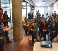 Municipio de Viña del Mar impulsa uso seguro del internet con charlas a padres y apoderados