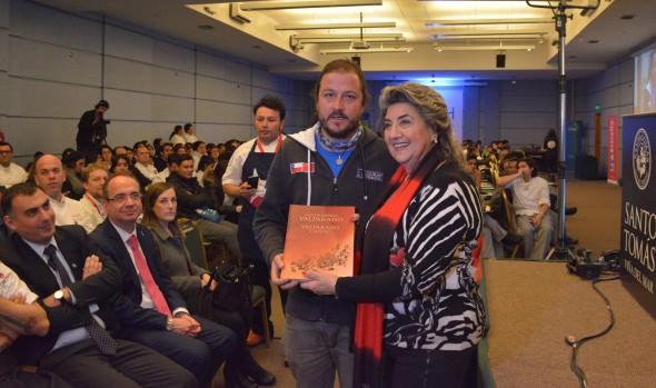 4ª edición de Sabores Maestros   inauguró   alcaldesa Virginia Reginato