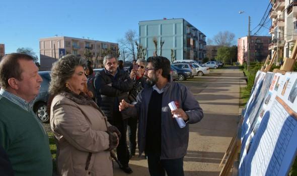 Subsidios para la mayor inversión  en mejoramiento de condominios sociales de Viña del Mar, entregaron alcaldesa Virginia Reginato y MINVU