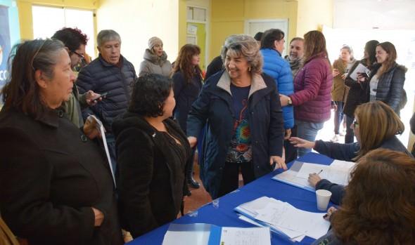 Cerca de 3 mil atenciones han brindado  operativos sociales del municipio de Viña del Mar