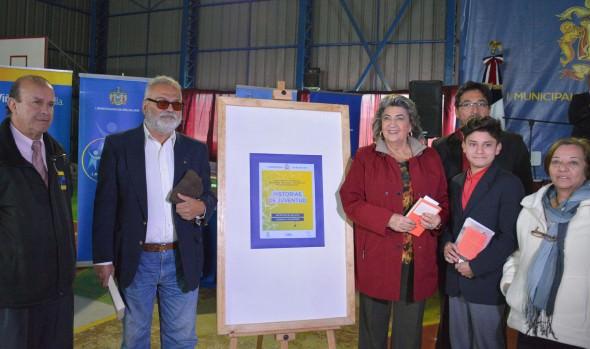 """Municipio de Viña del Mar fomenta comunicación entre jóvenes y adultos mayores, con """"Historias de juventud"""""""