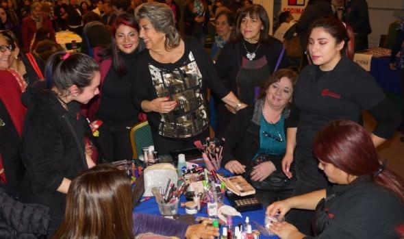 Expo Adultos Mayores de Viña del Mar  ofreció amplia red de servicios para envejecimiento activo y saludable