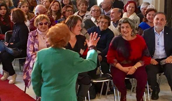 Candidatas a reina del Adulto Mayor 2017 de Viña del Mar se lucieron en desfile de modas