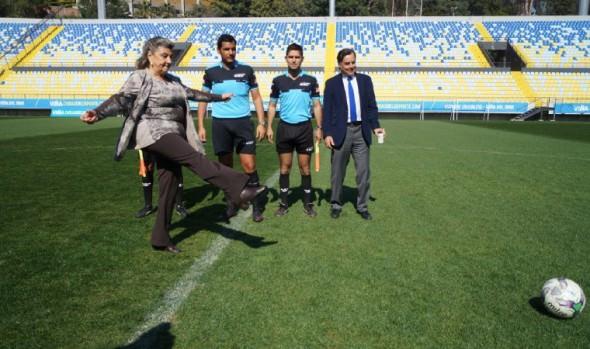 Antecedentes de VII juegos Odesup dio a conocer alcaldesa Virginia Reginato