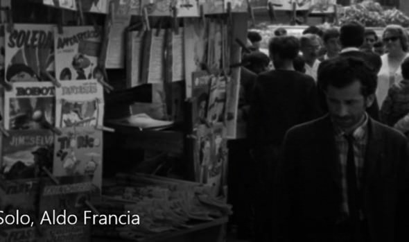 """Municipalidad de Viña del Mar invita a exhibición de """"Solo"""" de Aldo Francia, en  función especial de FICVIÑA"""