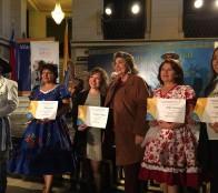 Con éxito finalizaron talleres de cueca impartidos por Casa de las Artes del municipio  de Viña del Mar
